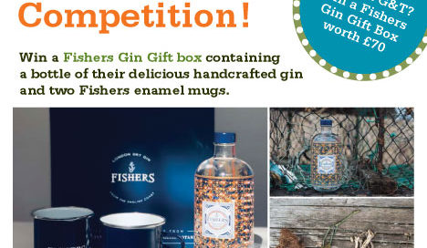 Win a Fishers Gin Gift Box