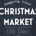 Badingham Cafe Christmas Market