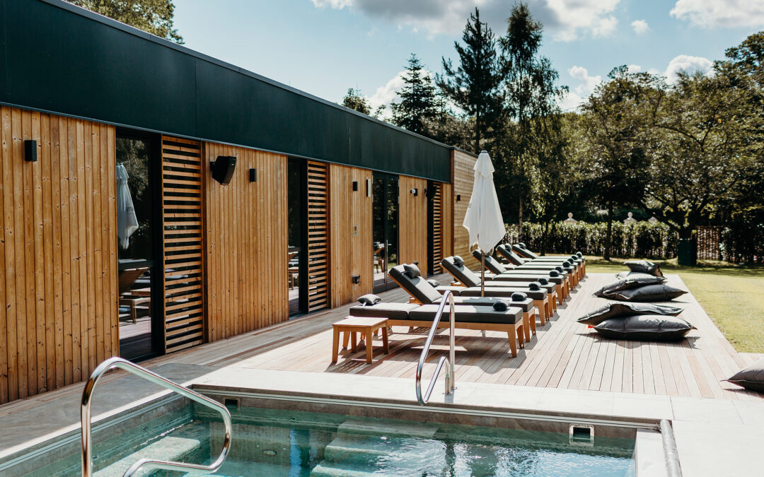 Win a Half Day Spa for two at Spa Kesgrave Hall with a fabulous pampering treatment and lunch