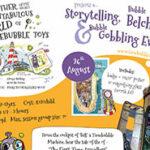 Mr G Workshops & Storytelling